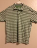 EUC>>Men's Shirt>>Tommy Bahama>>Size XL>>Short Sleeve>>Polo>>100% Cotton