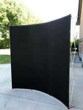 Professional Display Tradeshow Popup Display With Shipping Case 7 X 775 Foot