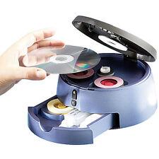 CD Reiniger: CD/DVD/Blu-ray-Reparatur- und Reinigungsset PRO III