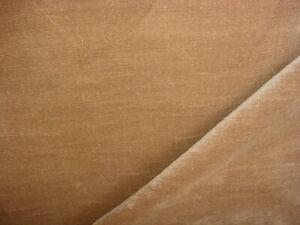 Ralph Lauren LCF67583F Balboa Linen Velvet Caramel Upholstery Fabric