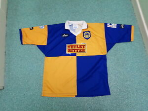 Vintage Leeds RLFC XXL Mens Rugby League Shirt