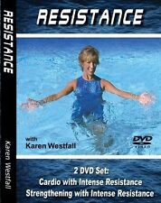 Resistance By Karen Westfall's- Water Aerobics, Intense Cardio and Stretching