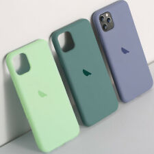 Perfect Logo Original Soft Silicone Case For iPhone 11 Pro XS Max XR 6s 7 8 Plus