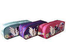 Unicorn Pencil Case Magic Friends Pouch Zippered bag School Supplies