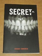 SECRET HICKMAN BODENHEIM IMAGE GRAPHIC NOVEL< 9781607066224