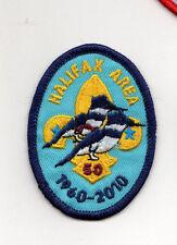 Scouts Canada Halifax Area 50th Anniversary 1960 - 2010