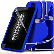 Fundas Para LG G5 de color principal azul para teléfonos móviles y PDAs