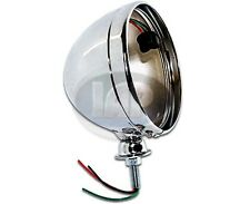"VW Buggy Offroad Chrome 7"" Inch Light Bucket AC941411 Baja Headlight Housing"