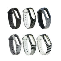 6x Armband Ersatz für Xiaomi Mi Band 2 Fitness Tracker unisex armband fit