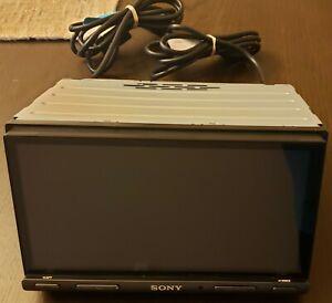 """Sony XAV-AX5000 6.95"""" CarPlay/Android Auto Media Receiver USB Video & Bluetooth"""