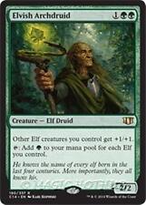 ELVISH ARCHDRUID Commander 2014 MTG Green Creature — Elf Druid Rare