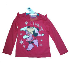 Minnie Mouse Long Sleeve T-Shirts (2-16 Years) for Girls