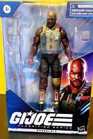 "GI Joe Classified Series - Roadblock - 6"" Action Figure 01 - Hasbro"