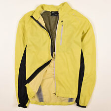 Peak Performance Herren Jacke Jacket Trainingsjacke Gr.L Dunn VELO RU Gelb 78701