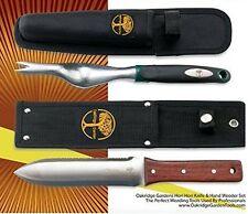 Hori Hori Knife + Hand Weeder Set | Gardening | Metal Detecting Digging Tools