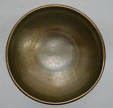 Hispano Moresque Spain Antique Gold Luster Bowl