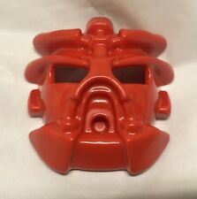 LEGO Bionicle Masks Parts PAKARI NUVA RED Color Kanohi  43616 RARE Mask Onua