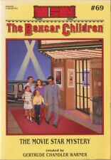 Boxcar Children #69: The Movie Star Mystery by Gertrude Chandler Warner: 1st ed.