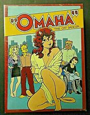 Omaha The Cat Dancer Trading Card Box Set - (1993, Kitchen Sink)   -new