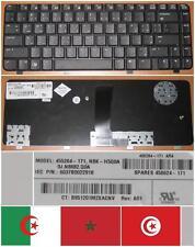 Arabic qwerty keyboard hp 6720 6720s nsk-h5q0a 455264-171 456624-171 9j.n8682.q0a