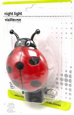 Ladybug Night Light Manual On Off New in package