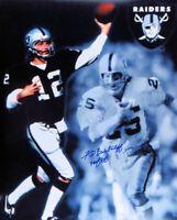 "Fred Biletnikoff Signed Autographed 16X20 Photo Raiders Inscribed ""HOF 88"" w/JSA"