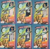 "STAR TREK MOTION PICTURE 12"" KIRK SPOCK ILIA KLINGON ARCTURIAN DECKER 1979"