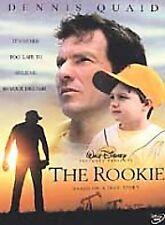 THE ROOKIE WIDESCREEN DVD MOVIE DENNIS QUAID RACHEL GRIFFITHS BRIAN COX FREESHIP
