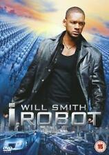 I ROBOT SCI FI FANTASY DVD WILL SMITH
