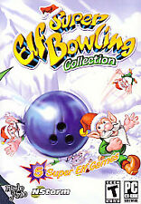 Elf Super Bowling Collection (PC, 2005) *New,Sealed*