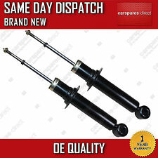 2x REAR BACK SHOCK ABSORBER FIT FOR A NISSAN PRIMERA P12 2002>on *BRAND NEW*