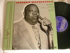 JIMMY RUSHING I Want A Little Girl Johnny Otis Preston Love Buddy Tate LP
