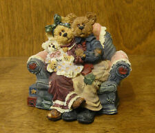 Boyds MUSICALS #270556 MOMMA & POPPA McNEWBEAR w/ BABY BUNDLES, From Retail Shop