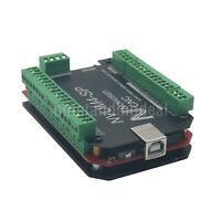 USB MACH3 Interface Board Card 4 Axis Controller CNC 100KHz for Stepper Motor sz