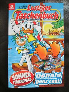 Lustiges Taschenbuch  Nr.458 Top Zustand  Ungelesen!