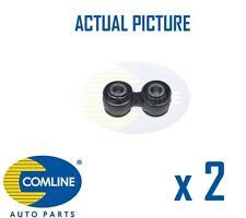 2 x NEW COMLINE REAR DROP LINK ANTI ROLL BAR PAIR OE QUALITY CSL7059