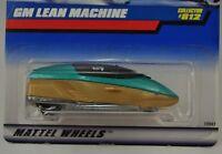 HOT WHEELS #812 GM LEAN MACHINE 19981-1910 G2 NEW