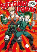 My Hero Academia YAOI Doujinshi ( Bakugo x Midoriya ) 188-page! NEW! Second Form