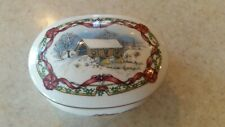 Heritage House Christmas Music Box Melodies of Christmas Music Limited Edition