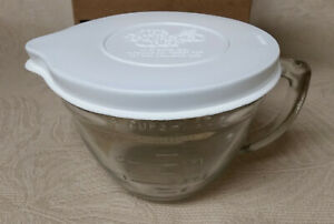 Pampered Chef Small Batter Bowl With Lid 1 Quart 4 Cups NIB Retired #2233