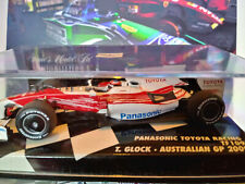 Minichamps 1/43 Toyota Racing TF109 Timo Glock Australian GP 2009