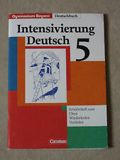 Deutschbuch Gymnasium - Bayern: 5. Jahrgangsstufe - Schülerbuch/Buch/Schule