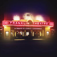 Various Artists : A Tribute to John D. Loudermilk CD (2018) ***NEW***