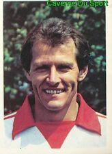 352 GEORG VOLKERT VfB.STUTTGART GERMANY STICKER FOOTBALL 1980 BENJAMIN RARE NEW