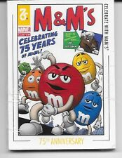 M&M's: Celebrating 75 Years of M&Ms!, Marvel Custom, Trading Card Pack
