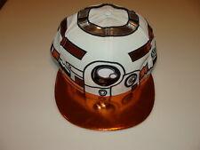 New Era Cap Hat Star Wars The Force Awakens Character Face BB-8 Hero Droid 7 1/4