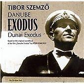 Tibor SZEMZO Danube Exodus CD Soundtrack LEO Gordian Knot minimalism Reich