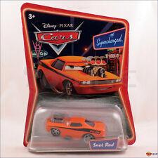 Disney Pixar Cars Supercharged Series - Snot Rod - sneezing hot rod by Mattel