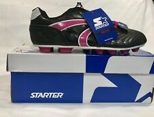 STARTER GIRLS YOUTH SOCCER CLEATS SIZE 5 NWT IN THE BOX.