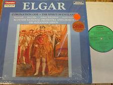 CBR 1013 Elgar Coronation Ode etc / Gibson etc.